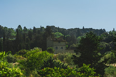CASOLARE.   ----COTTAGE (cune1) Tags: italia italy toscana tuscany campagna country alberi trees panorama landscape