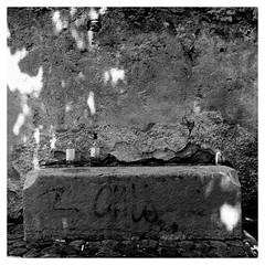 Open Bar (Pascal.M (bong.13)) Tags: aix en provence sonyrx100 ombre france pierre pollution blackandwhite bouchesdurhone noiretblanc