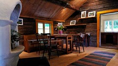 Interior; Very old cottage (catha.li) Tags: lgg4 sweden oldhouse cottage