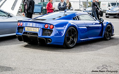 _DSC0310 (Jordan Cooper Photography) Tags: noble m600 blue donnington cars fastcar