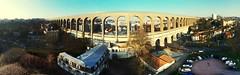 eyeemfiltered1486169432193 (Qnsk.Drone) Tags: drone aqueduc ville hauteur hiver