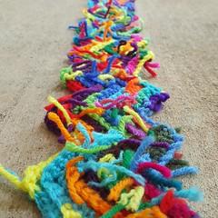 2017-07-09_05-26-05 (crochetbug13) Tags: crochet crocheted crocheting crochetrippleafghan crochetrippleblanket crochetripplethrow scrapghan yarnscrapcrochet crochetblanket texturedcrochetblanket usewhatyouhave texturedcrochetthrow texturedcrochetafghan