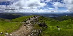 On A Hill Far Away (J McSporran) Tags: scotland trossachs lochlomondandtrossachsnationalpark benledi landscape canon6d ef1635mmf4lisusm