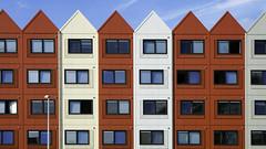 - Kanaalzichtlaan - (Jacqueline ter Haar) Tags: leeuwesteyn utrecht apartments appartementen leidsche rijn centrum oost kanaalzichtlaan vormgeving architectuur gevels ritmiek carré
