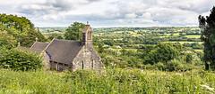 St Davids Church (PRPhoto-Wales) Tags: david pembrokeshire stdavids ancient church hidden photograph prphotowales rural saint travel ecclesiastical landscape countryside
