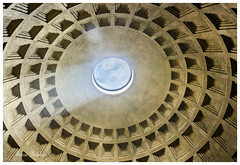 Pantheon Temple (Alireza Sheikhan) Tags: pantheon rome italia hdr temple sky light ancient canon eos 700d roman