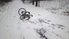 Tip: don't cycle down snow-covered ice (hugovk) Tags: tip dont cycle down snowcovered ice tipdontcycledownsnowcoveredice exif:flash=offdidnotfire exif:aperture=24 exif:exposure=1172 camera:model=808pureview exif:isospeed=64 camera:make=nokia meta:exif=1499502495 exif:orientation=horizontalnormal exif:exposurebias=0 exif:focallength=80mm hvk cameraphone nokia 808 pureview carlzeiss nokia808pureview hugovk talvi 2017 february winter