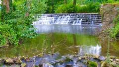 waterfall - 3275 (YᗩSᗰIᘉᗴ HᗴᘉS +6 500 000 thx❀) Tags: cascade waterfall water belgium belgique wallonie namur hensyasmine
