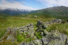 DSC02921 Hansastølen (JarleB) Tags: røldal røldalstrimmen blåbergdalen haukelifjell haukeli tur norway norwegen norge nature natur fjell mountain hordaland grytørstølen hansastølen