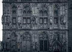 Rathaus (city hall) (mary_hulett) Tags: historicalarchitecture cologne rivercruise travel viking rhineriver cityhall townhall 2017 europe