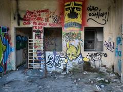 E-M1MarkII-13. Juli 2017-15-39-29 (spline_splinson) Tags: consonno graffiti graffitiart graffity italien italy lostplace losttown ruin ruinen ruins lombardia it