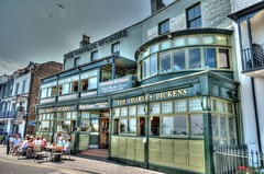 The Charles Dickens (Bobbybinz) Tags: pub thanet broadstairs kent nikon d800e architecture hdr