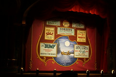 """Walt Disney World: Country Bear Stage • <a style=""""font-size:0.8em;"""" href=""""http://www.flickr.com/photos/28558260@N04/33907992804/"""" target=""""_blank"""">View on Flickr</a>"""