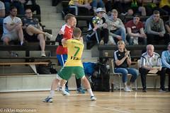 Dicken - SIF AP SM finaali (1/2) (aixcracker) Tags: handboll handball käsipallo ap sm fm finaali final pirkkola britas helsinki helsingfors lauttasaari drumsö siuntio sjundeå dicken sif iso3200 nikond3 sport sports urheilu may maj toukokuu team lag joukkue