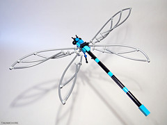 Dragonfly (Takamichi Irie) Tags: lego insect bug dragonfly