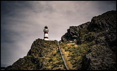 The Palliser Series #2 Lighthouse #1 (niggyl (well behind)) Tags: newzealand wairarapacoast northisland southernocean cookstrait tasmansea southpacificocean sonyilce7rm2 sony sonya7rii sonylens sony247028gm fe2470mmf28gm fe2470gm fishing surf beach lagoon wild shingle flotsam jetsam binkiebickerton cloudsstormssunsetssunrises mangatoetoe howlingwind squall lighthouse fresnel