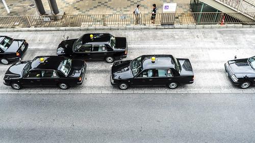 Black Cabs...