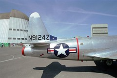 """Lockheed T-33A Shooting Star 15 • <a style=""""font-size:0.8em;"""" href=""""http://www.flickr.com/photos/81723459@N04/34034281364/"""" target=""""_blank"""">View on Flickr</a>"""