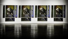 Big quiet art (Peter Drach (aka PeteDragomir)) Tags: internationaler tag des museeums zkm karlsruhe art quiet nikon big beautiful strange grain perfect imperfect