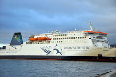 Interislander Ferry Kaitaki moored at Aotea Quay, Wellington (Lim SK) Tags: interislander rail wellington ferry cook strait kaitaki