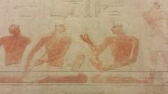 20161208_112623 (enricozanoni) Tags: ancient egypt egyptian art louvre paris statues sarcophagi musical instruments cats stele frescoes hieroglyphics