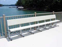 Dock Accessories - Dock Benches