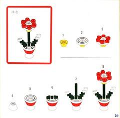 1968 Nintendo N&B Block Idea Book (Brickadier General) Tags: nintendo before mario nb block lego clone brick construction toy idea book