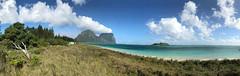 Lord Howe Island (panda1.grafix) Tags: lordhoweisland seascape mountgower