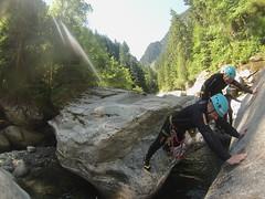 GOPR9004 (Mountain Sports Alpinschule) Tags: mountain sports zillertal canyoning