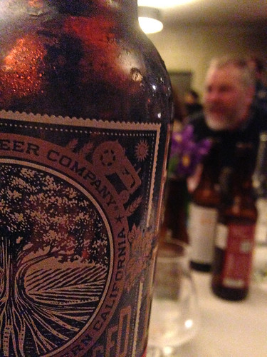 Portsider tasting Beer without Borders sampler