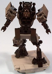 Vader's Force Suit (cockpit) (M<0><0>DSWIM) Tags: lego starwars darthvader hardsuit mech