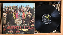 ... it was 50 years ago today ... Explore (ChristianofDenmark) Tags: christianofdenmark copenhagen summer beatles 50 years sgt peppers lonely hearts club band sgtpepperslonelyheartsclubband lp vinyl explore