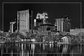 City of Orlando, Orange County, Florida, USA