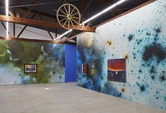 Museum, Mungo Thomson at Nicodim Gallery, Fine Art