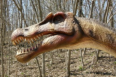 Brookfield Zoo (Tiger_Jack) Tags: brookfieldzoo zoos dinosaurs zoo dinosaur brookfieldzoodinosaursalive itsazoooutthere zoosofnorthamerica
