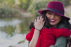 A Mother's Hug (acephotoreno) Tags: reno rancho family kids park bridge bubbles