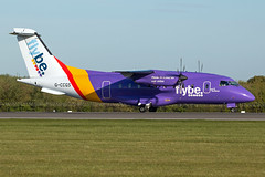 G-CCGS Flybe Do328-100 (Centreline Photography) Tags: airport runway plane planes aeroplane aircraft planespotting canon aviation flug flughafen airliner airliners spotting spotters airplanes airplane flight manchester manchesterairport egcc man ringway rvp runway05r centrelinephotography chrishall aviationphotography