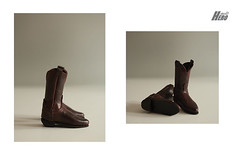 Lookbook-Taxi_Man10 (pin.christopher) Tags: onesixthscale commission arttoy designertoy custom leather boots