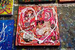 2017-05-24 Jacksart Magic art (97a) (Peter Donderwinkel) Tags: jacksart apeldoorn kunst schilderen plakken scheuren magicart avondjeuit kleurig colorfull canon artphotography art photography painting paintings modernart modernekunst jackliemburg team acrilicpaint