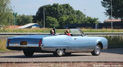 Oldsmobile Ninety Eight convertible 1966 (XBXG) Tags: dh6049 oldsmobile ninety eight convertible 1966 oldsmobileninetyeight 98 oldsmobile98 cabriolet cabrio roadster v8 blue bleu lpg gpl nederland holland netherlands paysbas vintage old classic american car auto automobile voiture ancienne américaine us usa vehicle outdoor