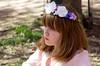Celebrating Hanami, the cherry trees blossoms (Poupetta) Tags: stranger candid hanami helsinki