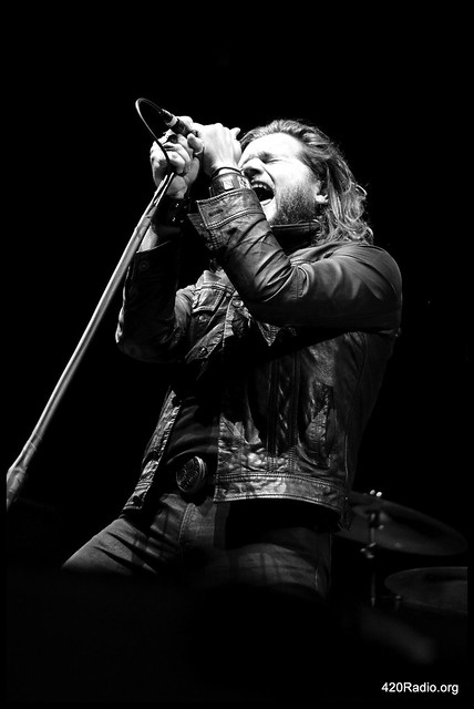 Rival Sons - Clark County Amphitheater - Vancouver, WA - 09/13/16