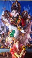 20150923_114850 (bhagwathi hariharan) Tags: ganesh ganpati ganpathi ganesha ganeshchaturti ganeshchturthi lordganesha mumbai mathura decoration chaturti celebrations chaturthi virar vasai visarjan vasaivirarnalasopara vinayak nalasopara nallasopara