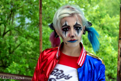 My version of Harley Quinn