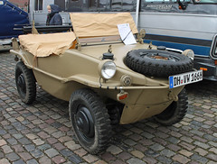 Schwimmwagen (Schwanzus_Longus) Tags: 166 amphibious beetle black boat car chassis engine floating german germany mass nazi oldest produced ss swimming tank typ type vehicle volkswagen vw waffen war wehrmacht world schwimmwagen fahrzeug outdoor auto schuppen 1 eins bremen