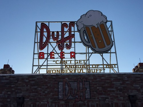 "Duff Beer • <a style=""font-size:0.8em;"" href=""http://www.flickr.com/photos/28558260@N04/34737698226/"" target=""_blank"">View on Flickr</a>"