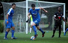 GS130813 (Kiwicanary) Tags: hamilton wanderers birkenhead united nrfl premier league football new zealand porritt stadium