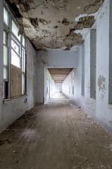 Imbrex & Tegula State Hospital (baldran) Tags: abandoned vacant derelict decay ruin hospital asylum