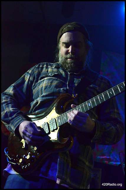 David Gans & Garcia Birthday Band - WOW Hall - Eugene, Oregon – 04/20/16