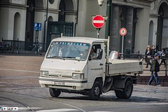 Nissan trade 30 Torino Italy 2017 (seifracing) Tags: nissan trade 30 torino italy 2017 seifracing spotting services europe rescue recovery transport traffic cars car vehicles voiture van vans tipper